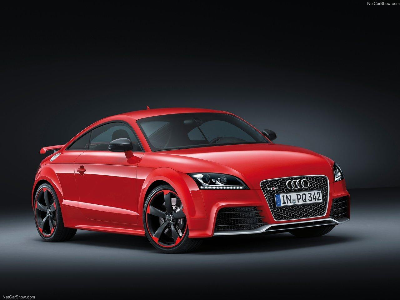 Audi S 2017 Tt Rs Will Arrive With Around 400 Hp But
