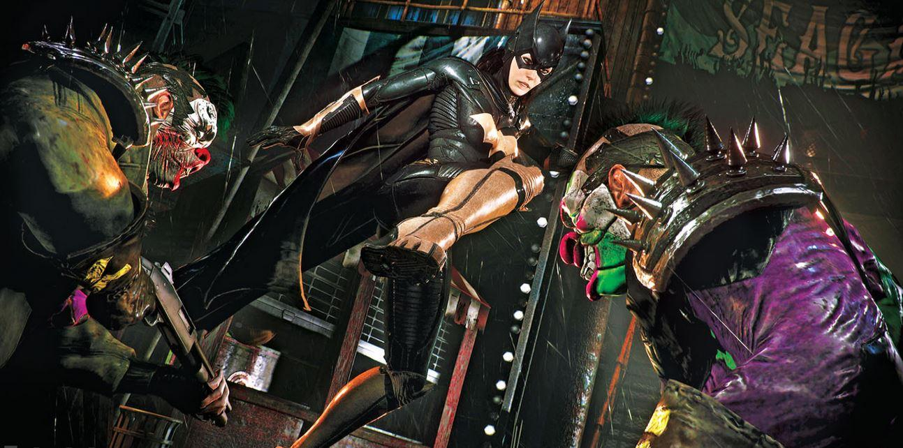 batman arkham asylum hook up with your relatives Batman: arkham asylum (video game 2009) connections on imdb: referenced in, featured in, spoofed and more.