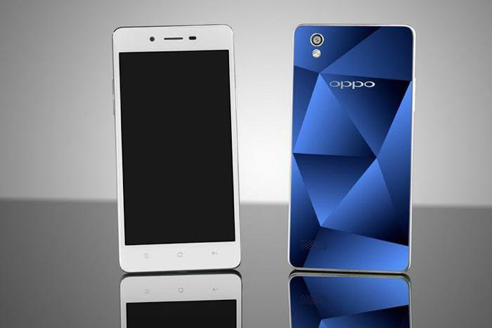 Oppo s mirror 5 sports a fancy reflective back cover and a for Mirror your phone