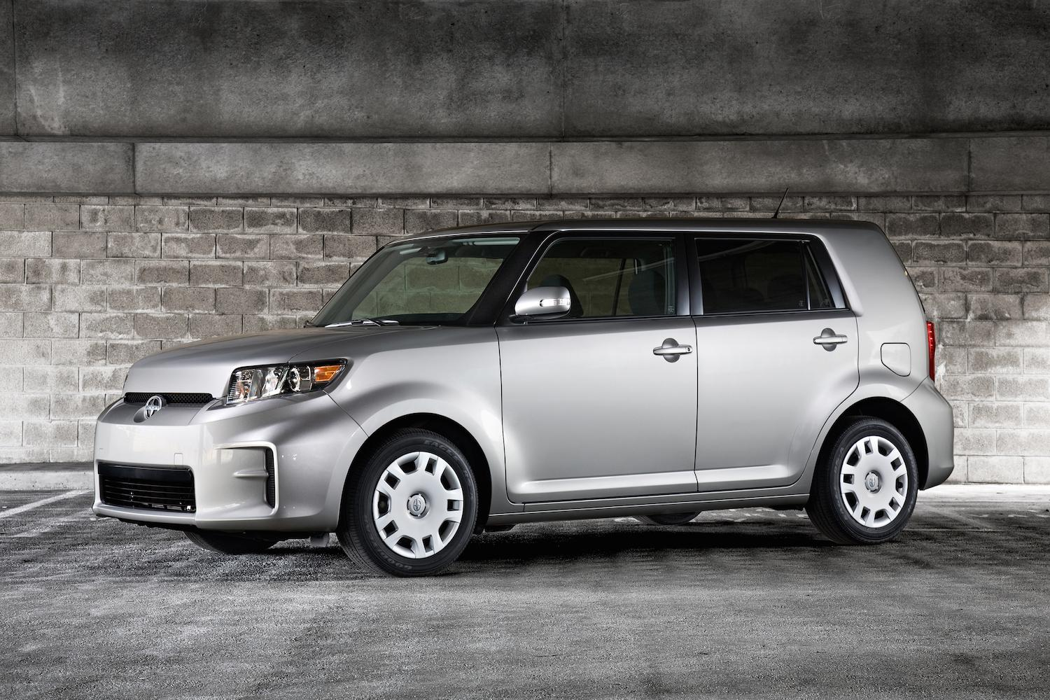 Guess It's Not Hip To Be Square: Scion Says The XB Wagon