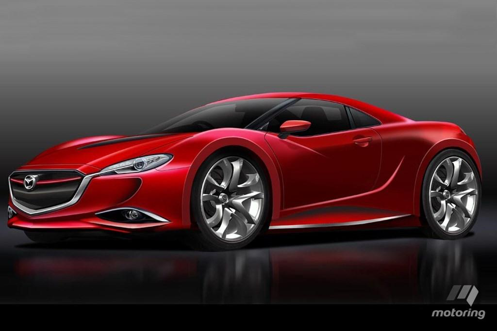 Where Are Mazdas Made >> Is Mazda secretly preparing a Mazda6-based coupe powered by a rotary engine?
