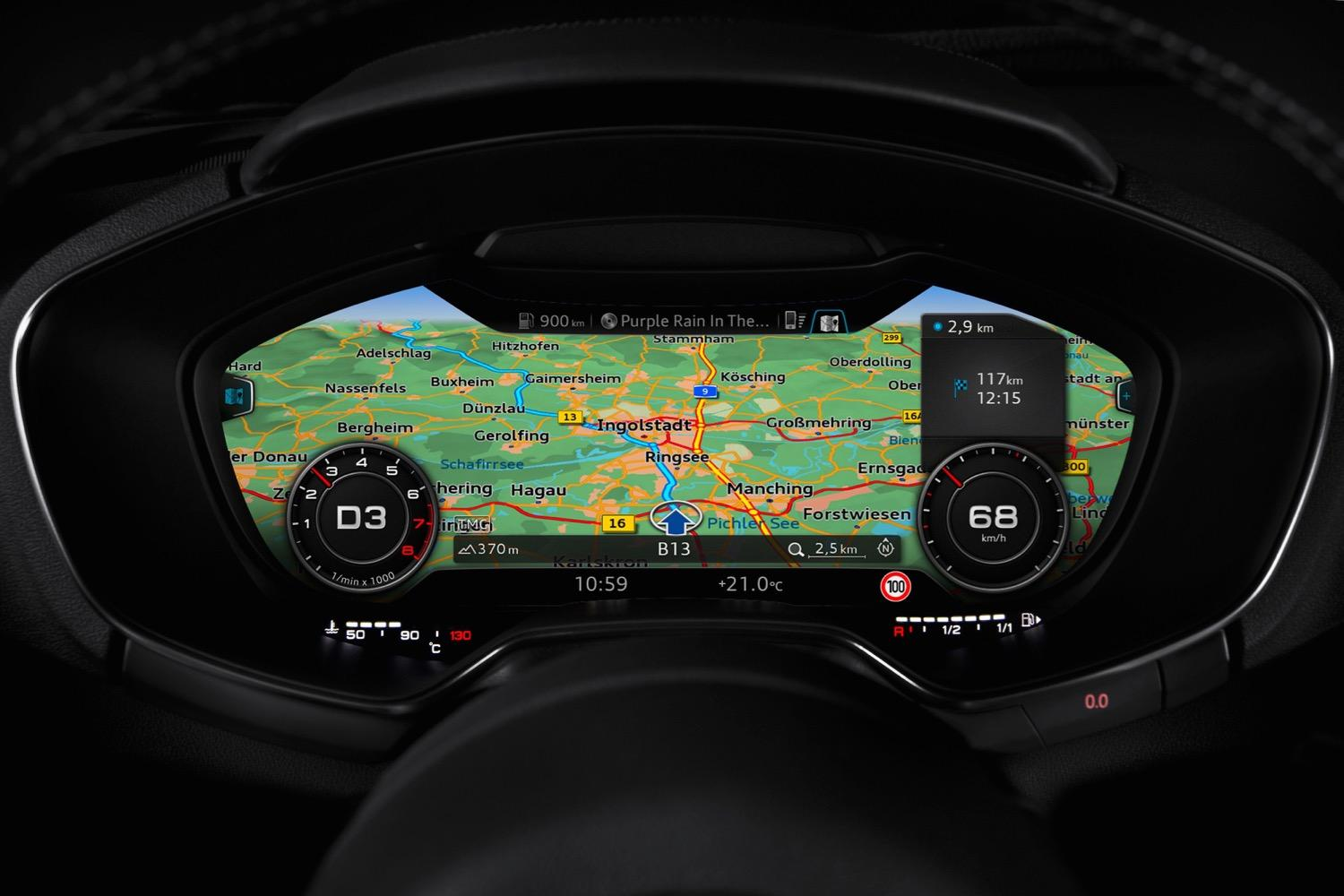 Will The A3 Be The Next Model To Get Audi S Virtual Cockpit Display