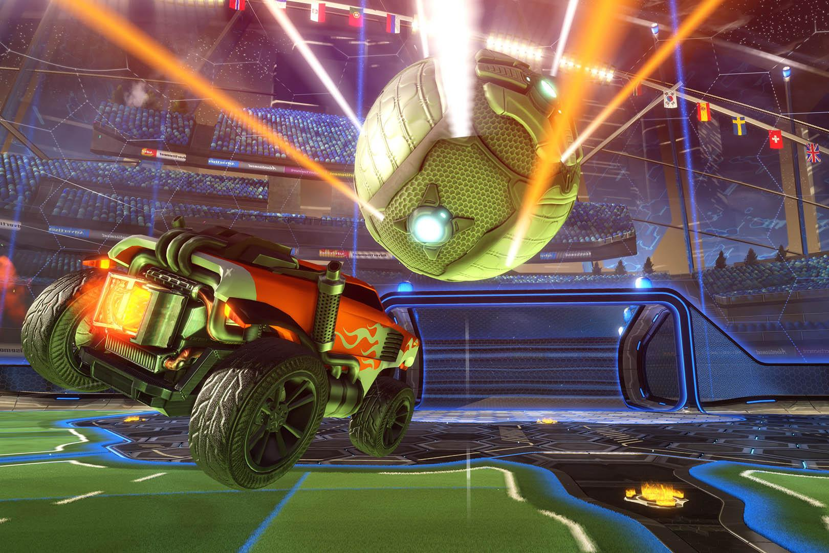Rocket League has free Halloween DLC inbound