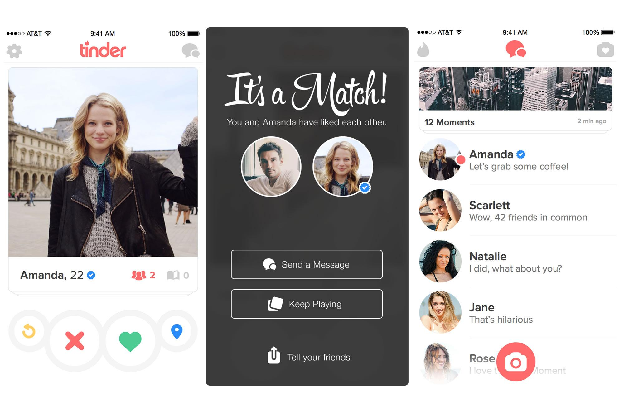 Tinder verified safe dating