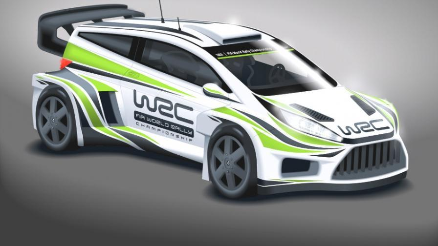 in 2017 wrc rally cars will be lighter faster and much more aerodynamic. Black Bedroom Furniture Sets. Home Design Ideas