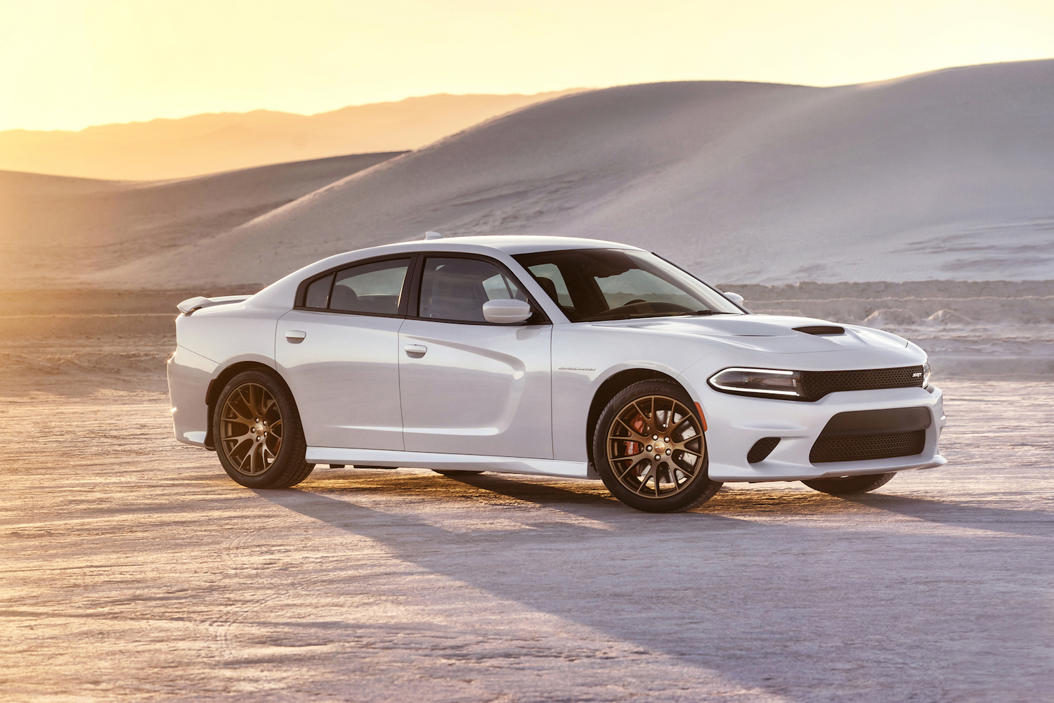 Dodge revealed its all-new Charger and Barracuda ...