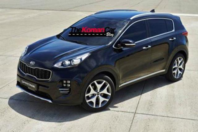 kia s 2016 sportage gets a fresh face engines and premium attitude. Black Bedroom Furniture Sets. Home Design Ideas