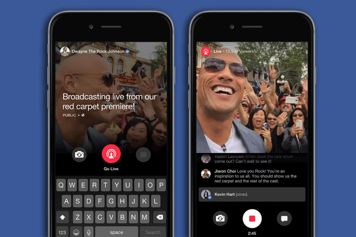facebook rolls out live video scheduling feature for