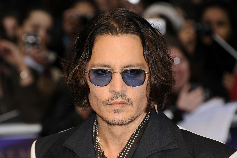 Johnny Depp discusses ...