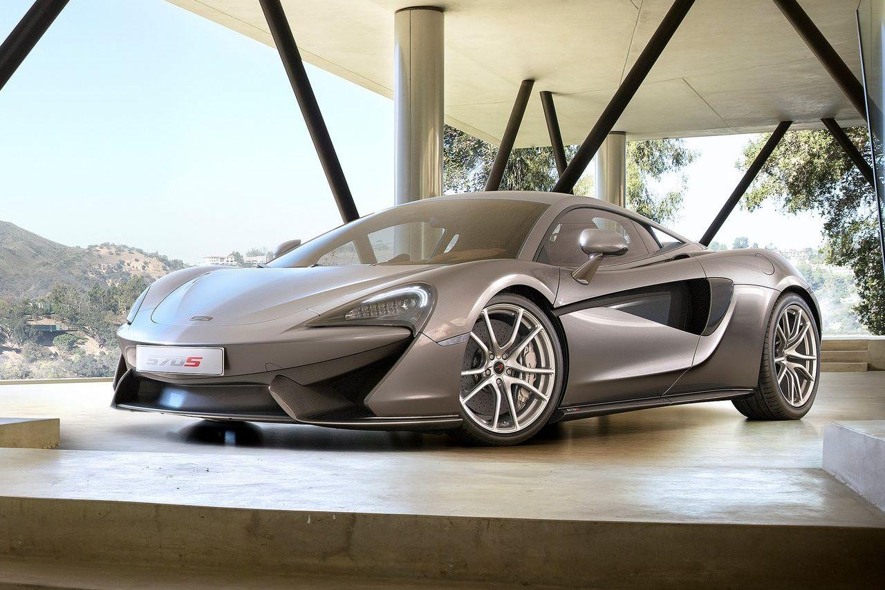 Mclaren Will Introduce Spider And Gran Touring Versions Of