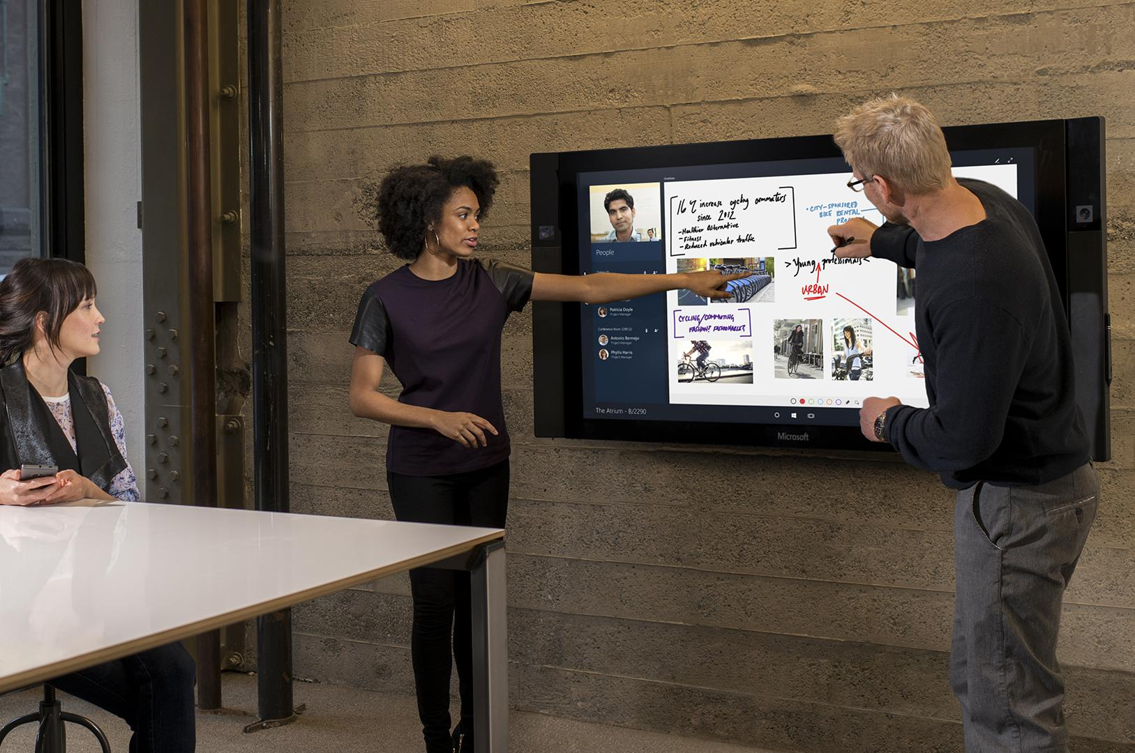 Microsoft to hike Surface Hub pricing ahead of early 2016 release