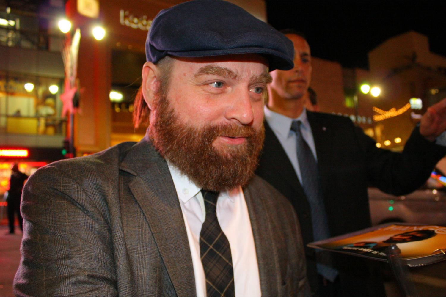 why zach galifianakis is my favorite In order for zach galifianakis to convincingly play twins, the fx sitcom leans on an uncredited stand-in who closely resembles him  why the favorite to win the national league might not even .