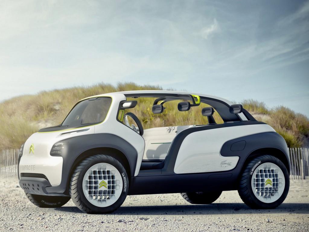 citroen will revive the fun back to the basics beach car in frankfurt. Black Bedroom Furniture Sets. Home Design Ideas