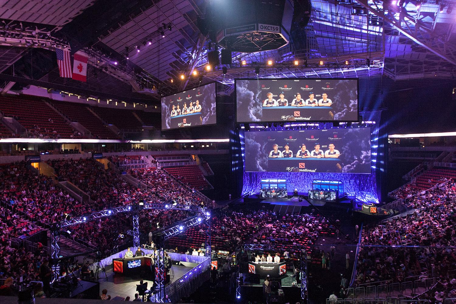 valve s 18 million dota 2 tournament the international 5 delayed