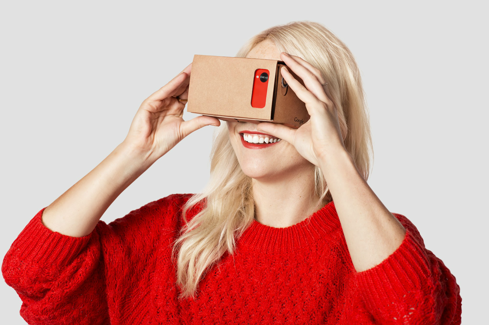 google cardboard new york times vr news