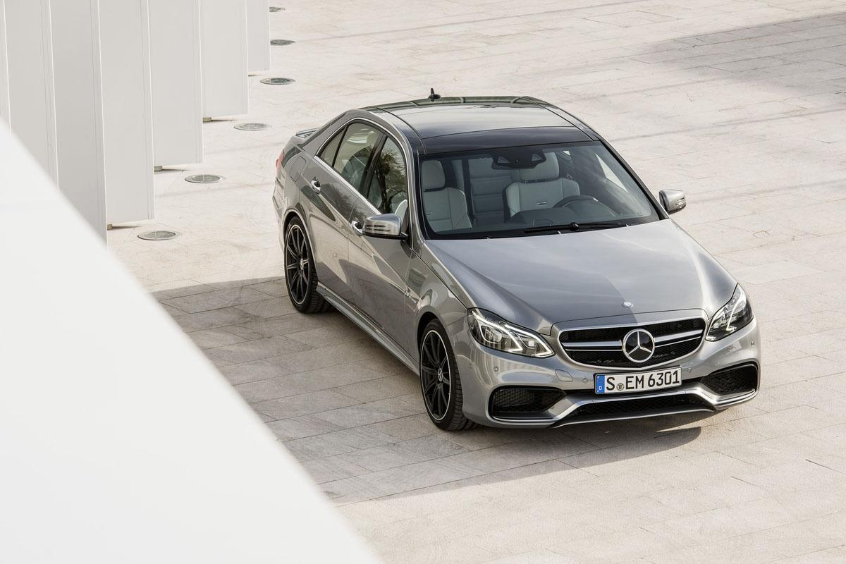 The next mercedes amg e63 could turn the dial up to 13 for Mercedes benz e 63 amg