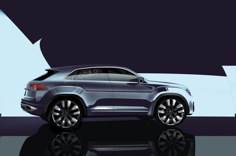 Volkswagen readies an onslaught of crossover coupes, led