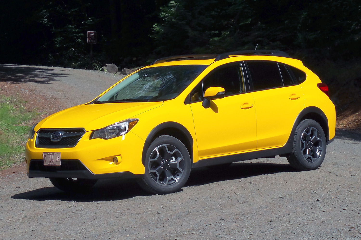 2015 subaru xv crosstrek review autos weblog. Black Bedroom Furniture Sets. Home Design Ideas