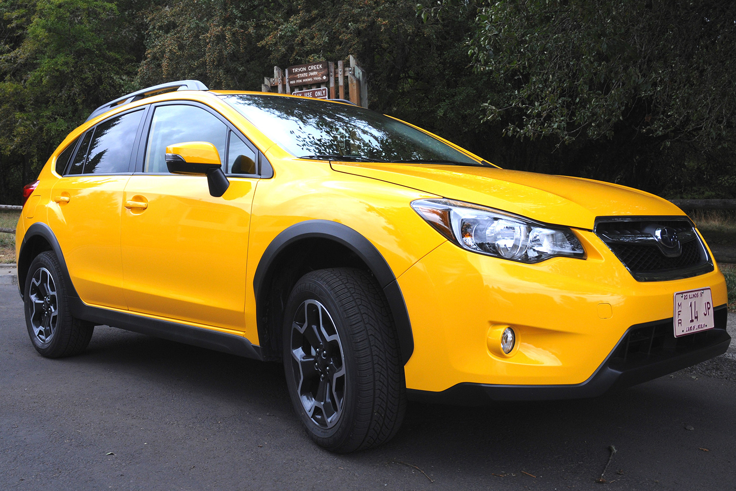 2015 subaru xv crosstrek review digital trends. Black Bedroom Furniture Sets. Home Design Ideas