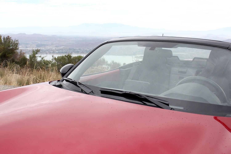 mazda mx miata review windshield