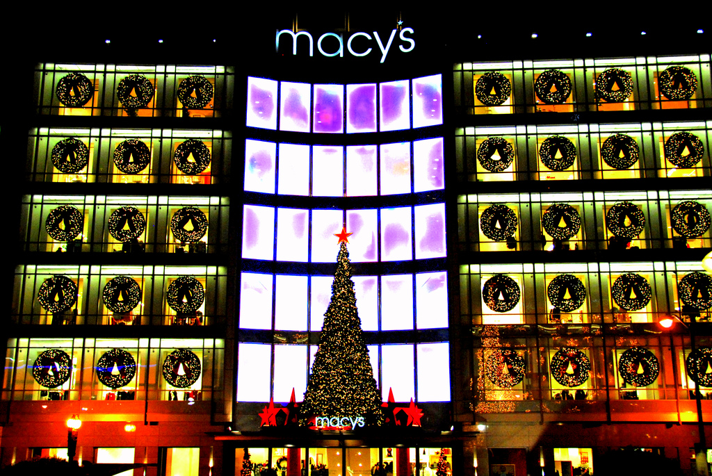 Macy's issues statement about Black Friday transaction issues
