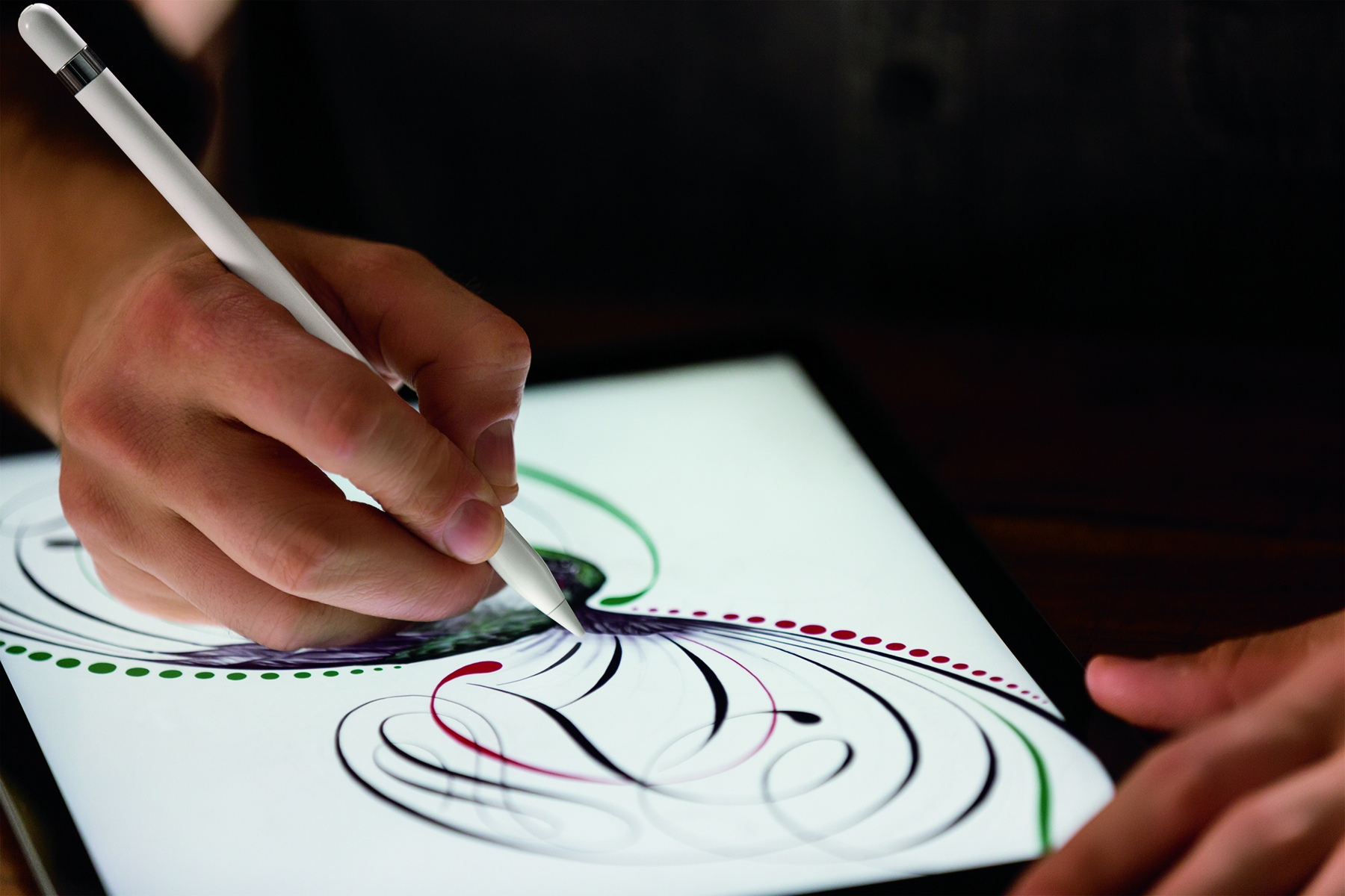 Apple Pencil - Can iPad Pro