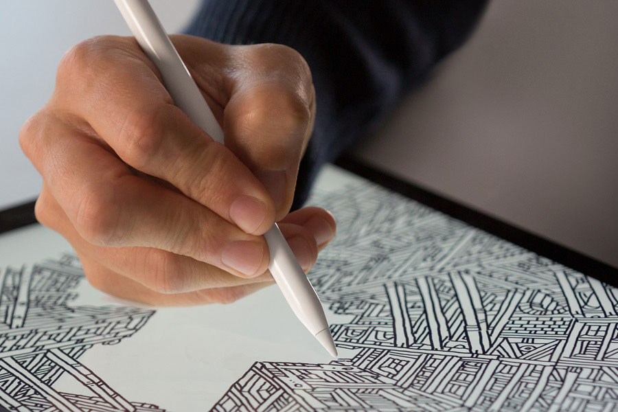 New patent suggests Apple Pencil will work on iPhone