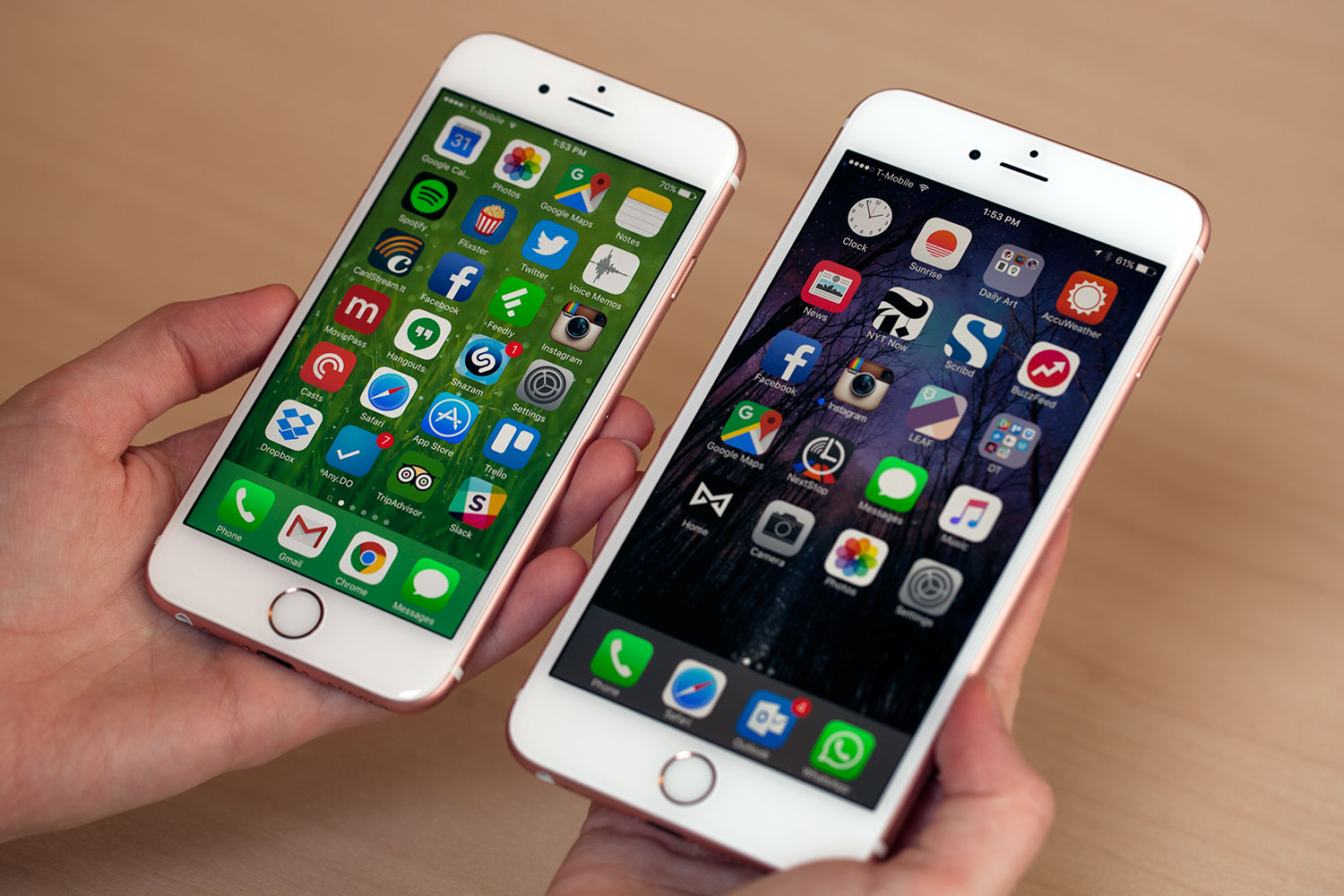 Report: iPhone 6S and 6S Plus sales are healthy so far but