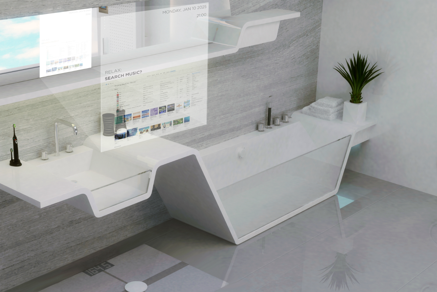 Smart Bathroom google's smart bathroom patent puts sensors in your toilet, tub