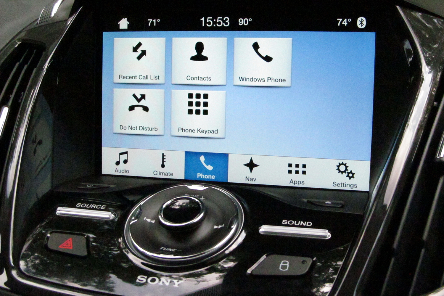 best cell phone for ford sync. Black Bedroom Furniture Sets. Home Design Ideas