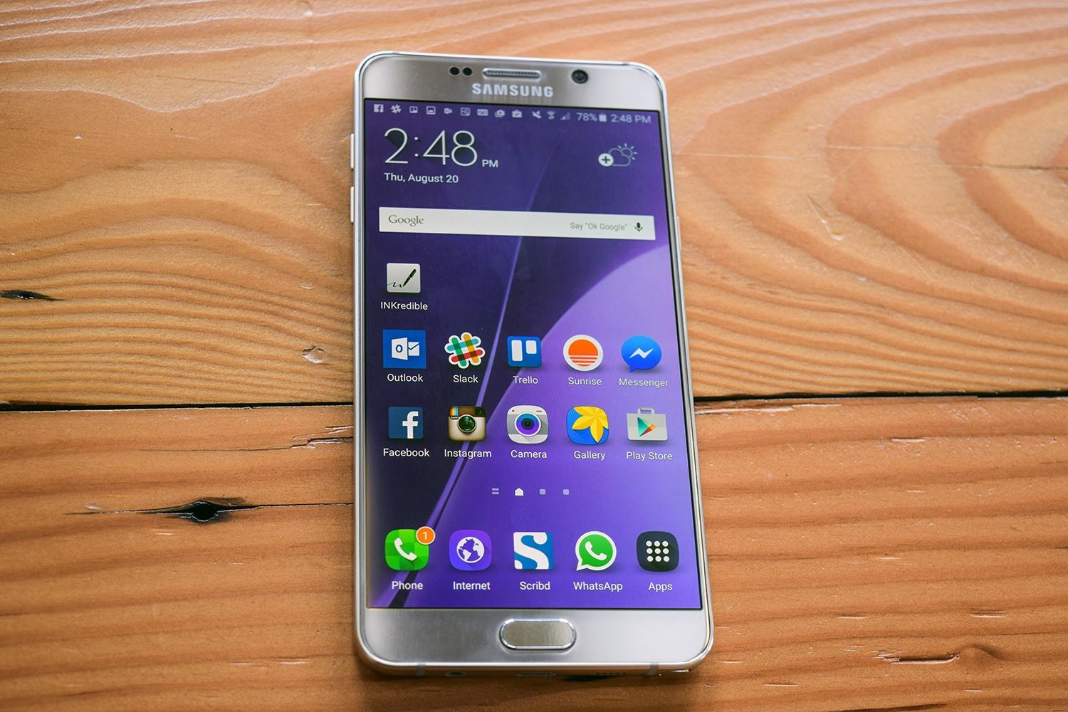 Galaxy note 5 15 common problems and how to fix them digital trends - Second hand mobile homes freedom in motion ...