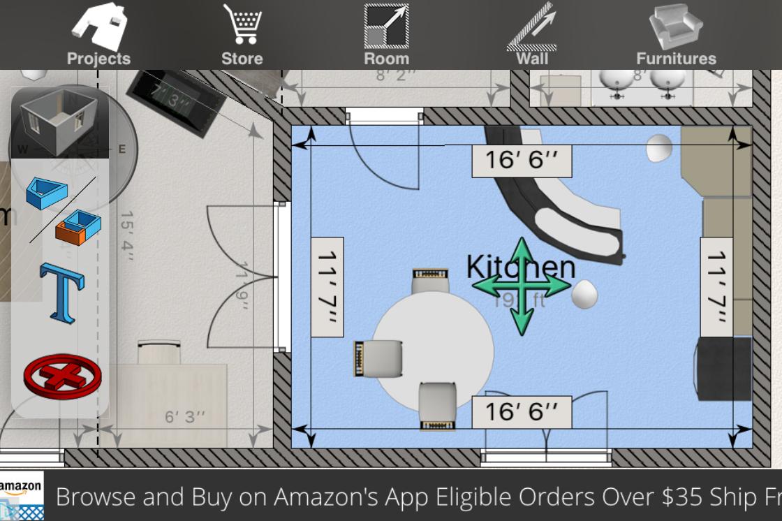 Home Design 3d App 3
