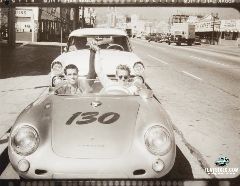 james deans porsche 550 spyder