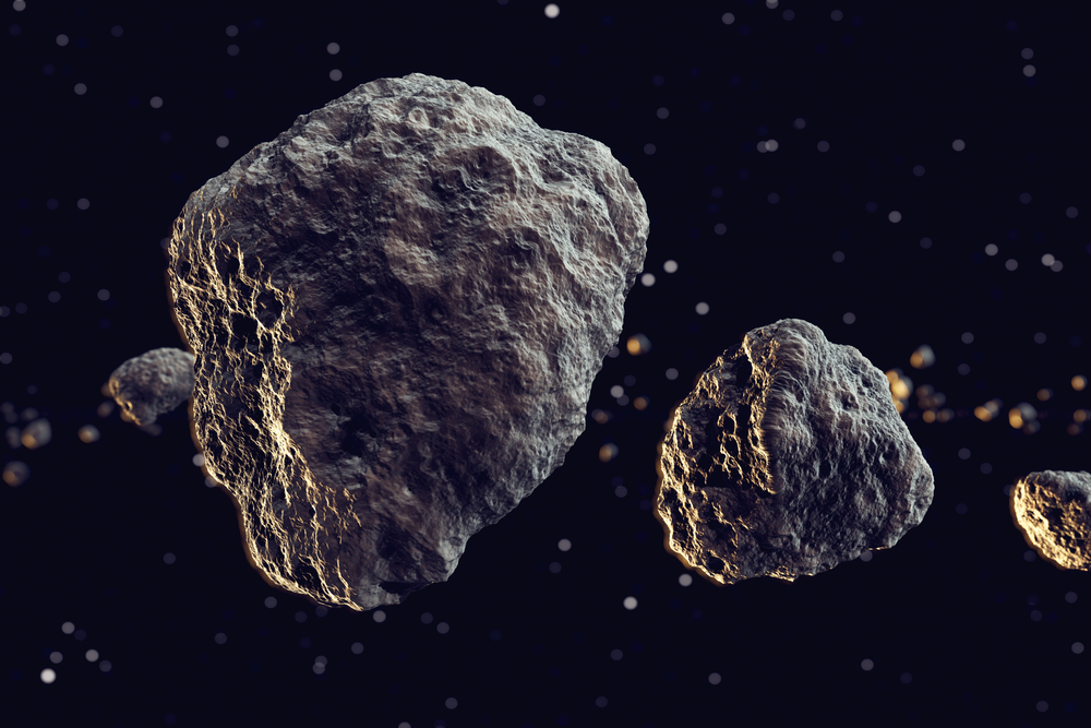 asteroid images from space - photo #42