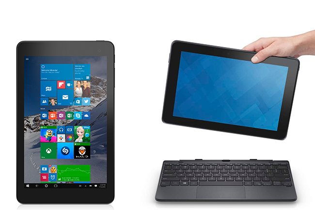 Dell refreshes the Venue 8 and 10 Pro with USB Type C | Digital Trends