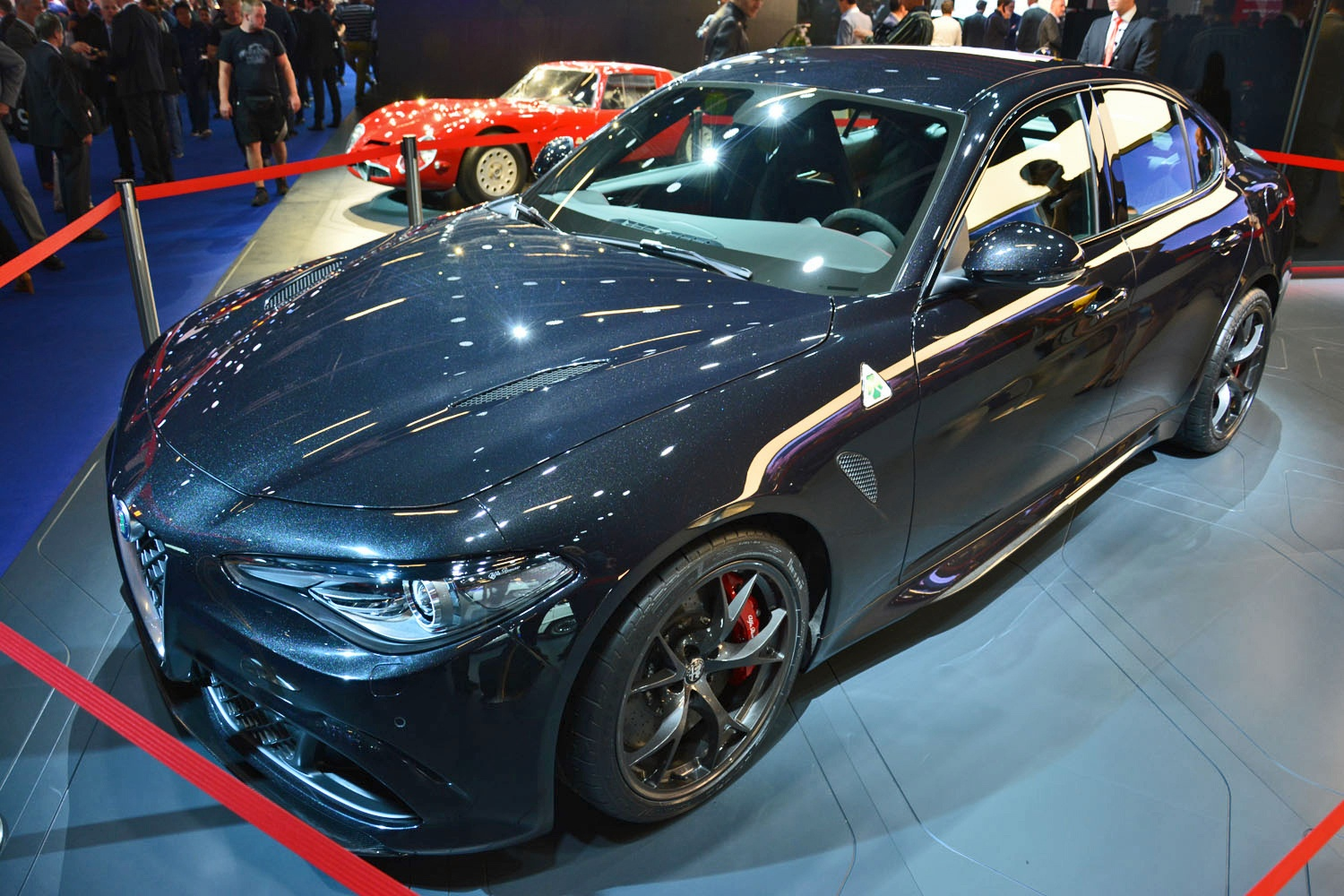 can eight brand new models transform alfa romeo into italy s answer to bmw. Black Bedroom Furniture Sets. Home Design Ideas