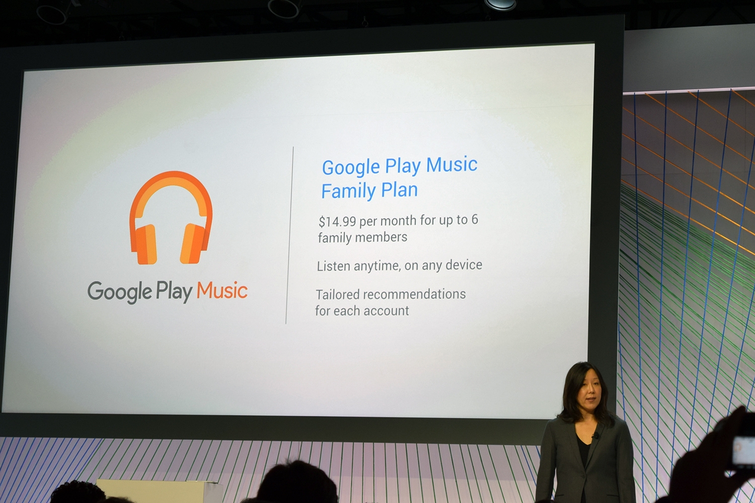 Google adds family plan to Google Play Music