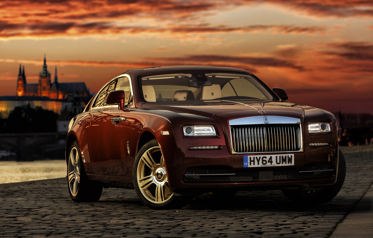 RollsRoyce Rules Out Small Car  News Reports  Digital Trends