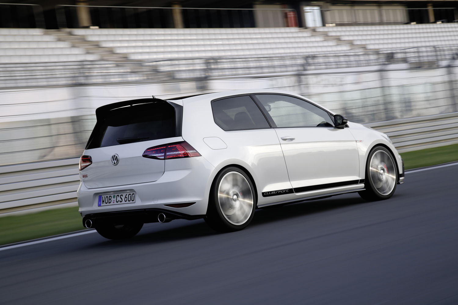 VW will give the Golf more tech features and a 420hp range