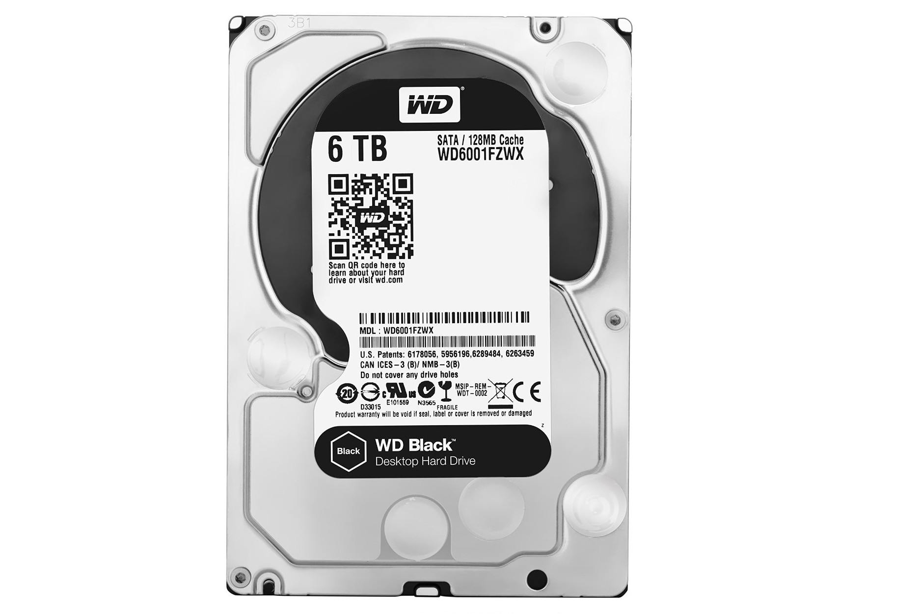 Health Hard Drive Wd Black Complete