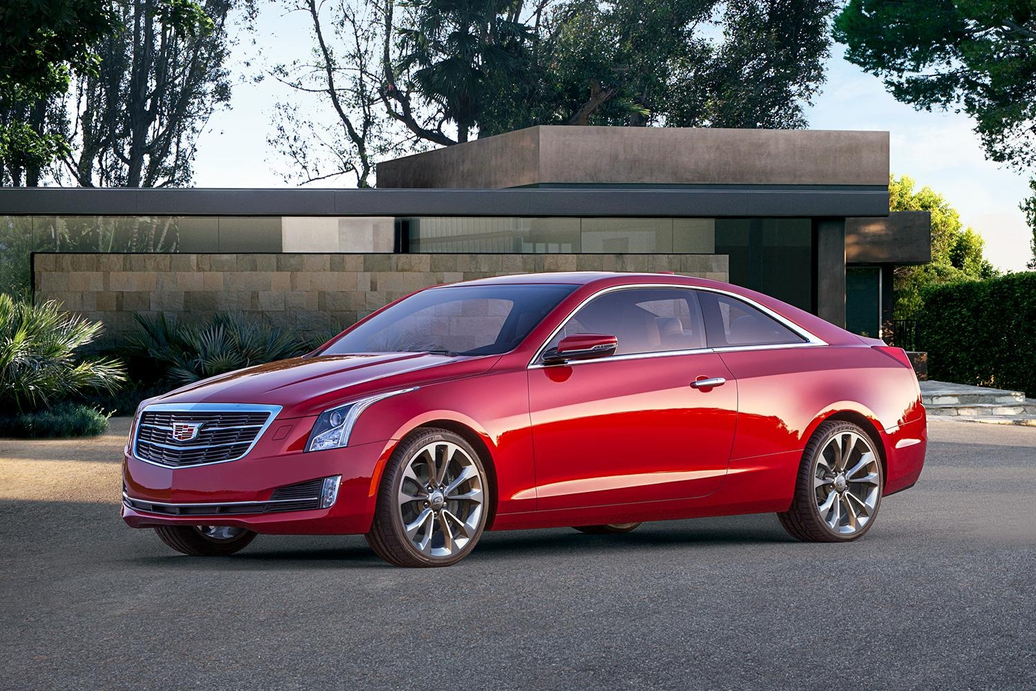 cadillac slots updated 3 6 liter engine and transmission into 2016 ats and cts. Black Bedroom Furniture Sets. Home Design Ideas