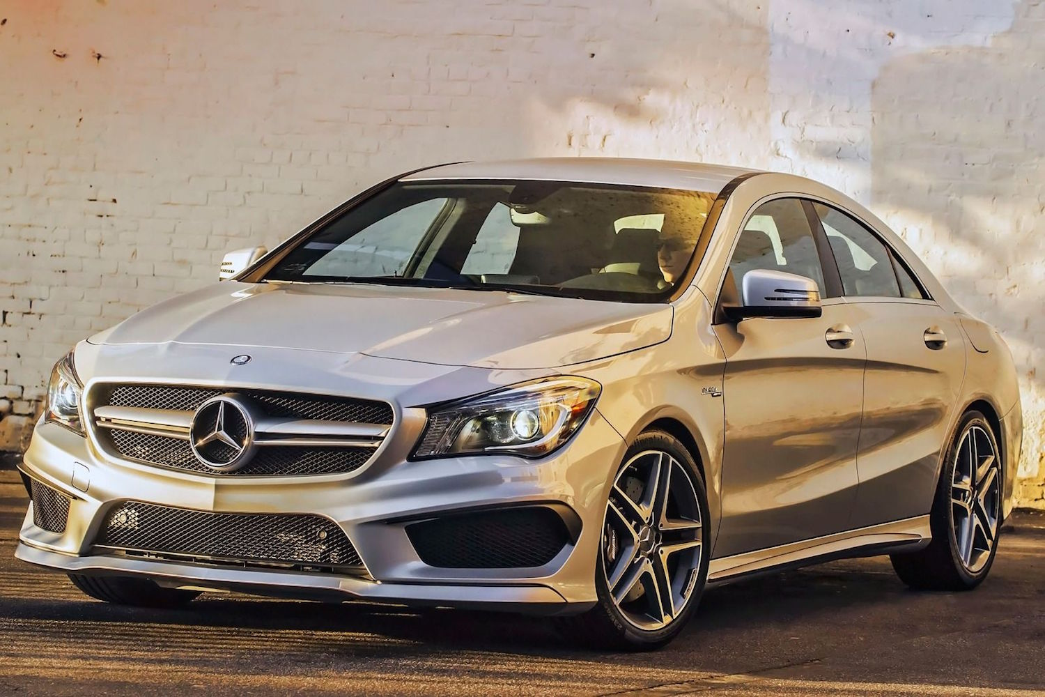 Mercedes benz plans a c class based four door coupe to for 2015 mercedes benz cla 250 price