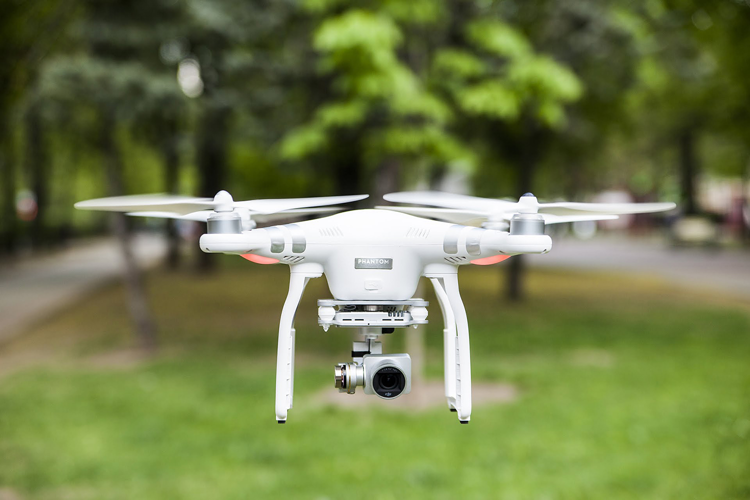 Dji To Stop You From Flying Your Drone In Restricted Airspace