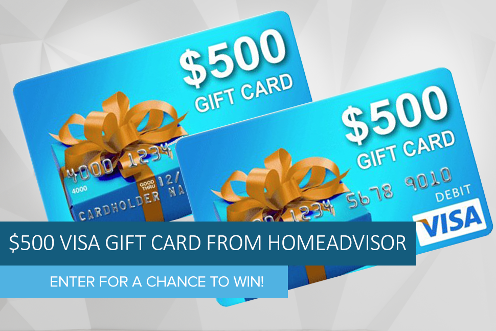 Win a $500 Visa gift card from HomeAdvisor | Digital Trends