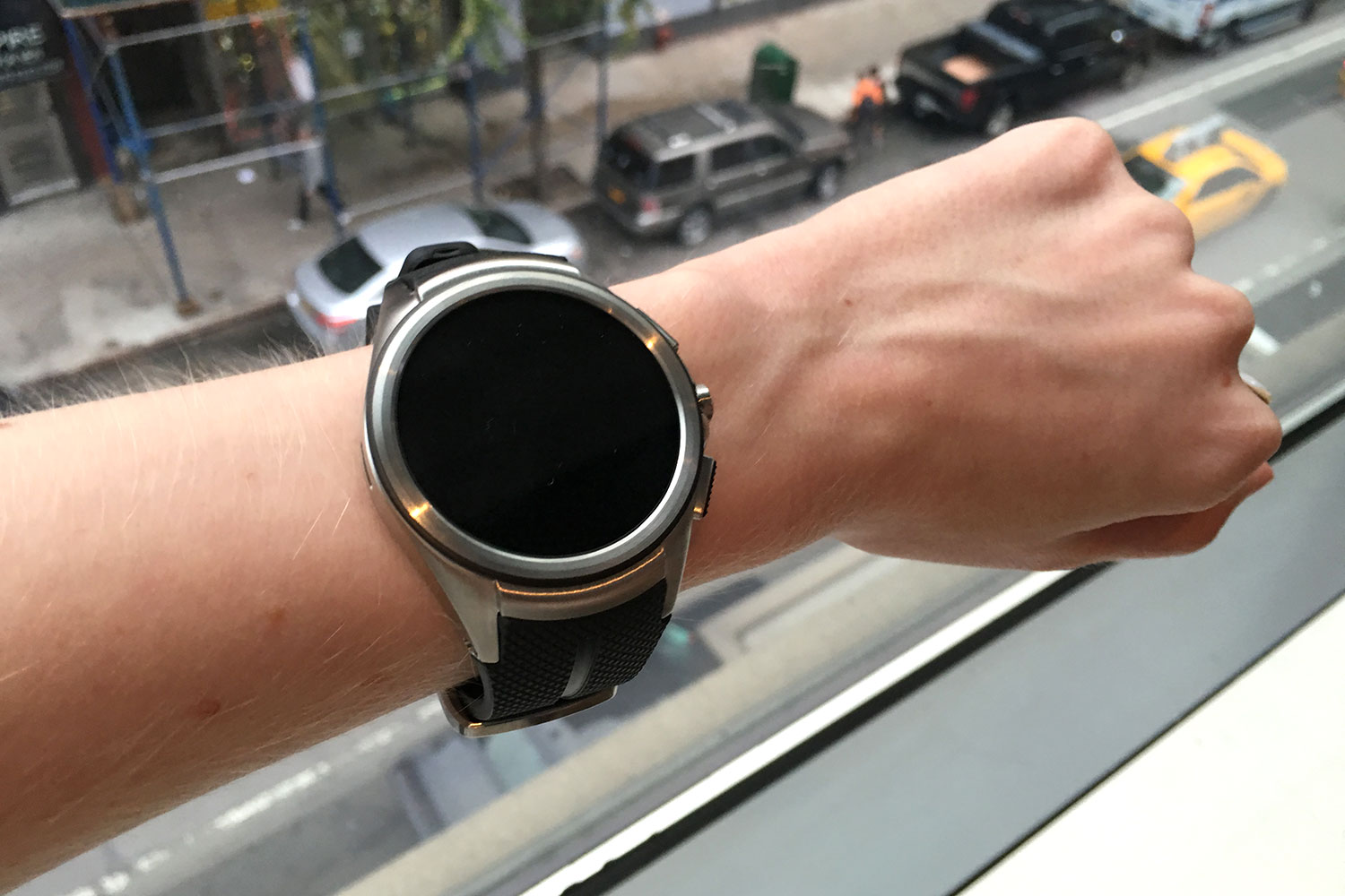 lg smartwatch. a new lg smartwatch featuring android wear just earned fcc certification lg