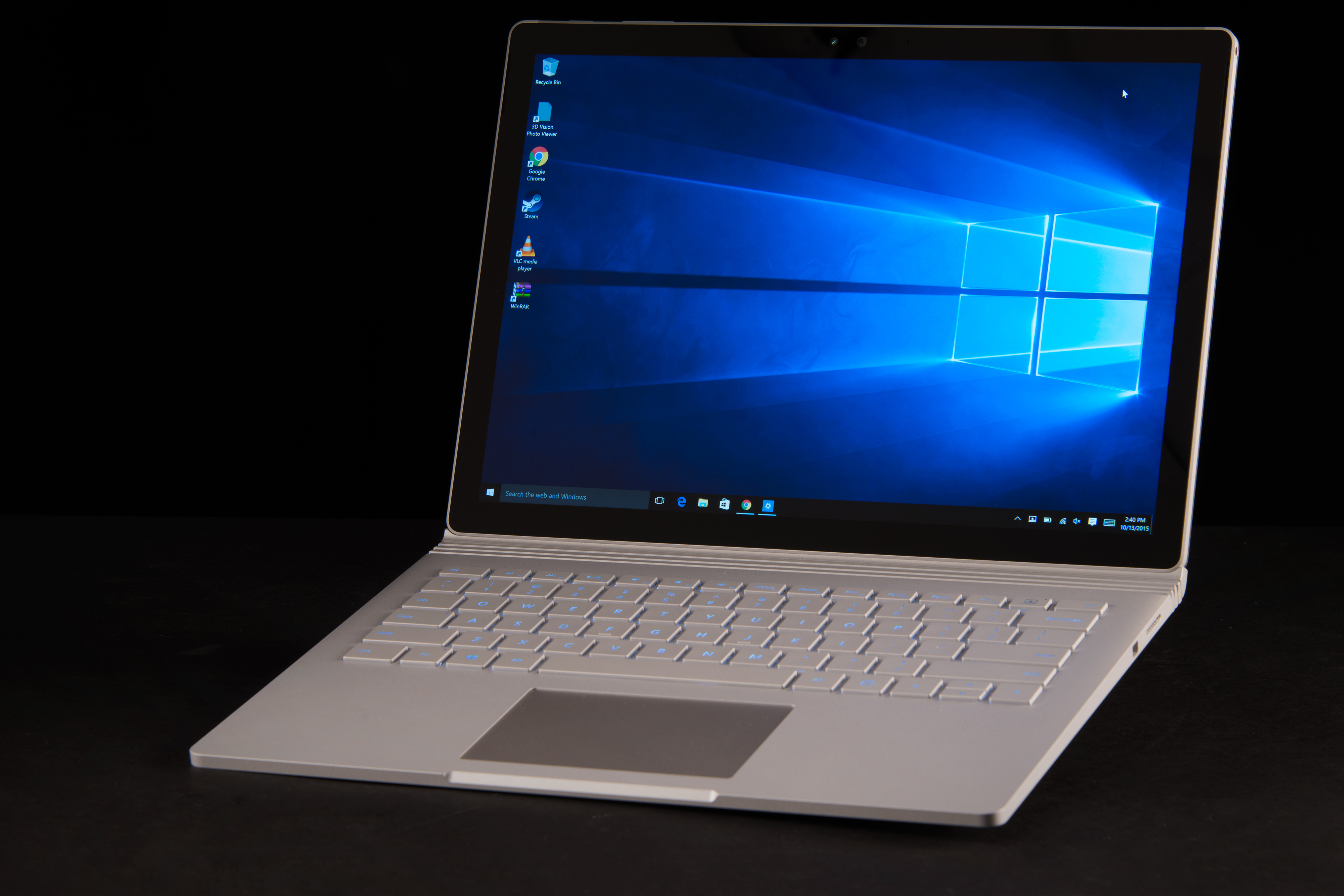 Thinking About Gaming On The Surface Book? Think Again ...