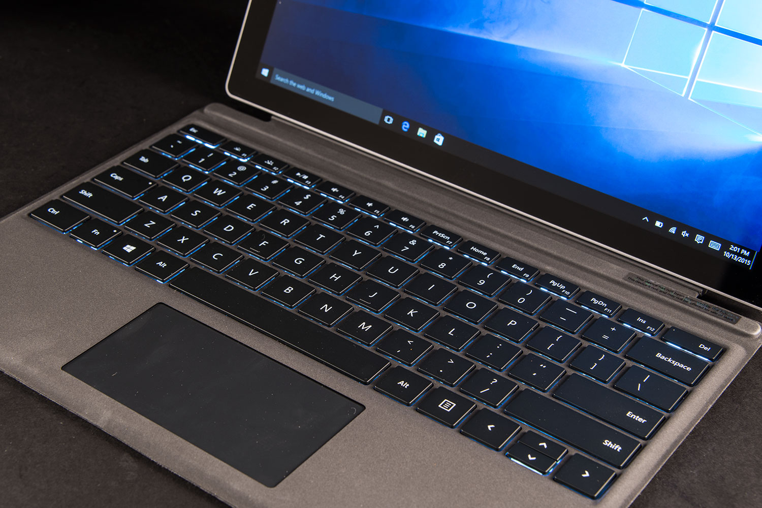 Microsoft is still fixing the Surface Pro 4 - updates cover keyboard