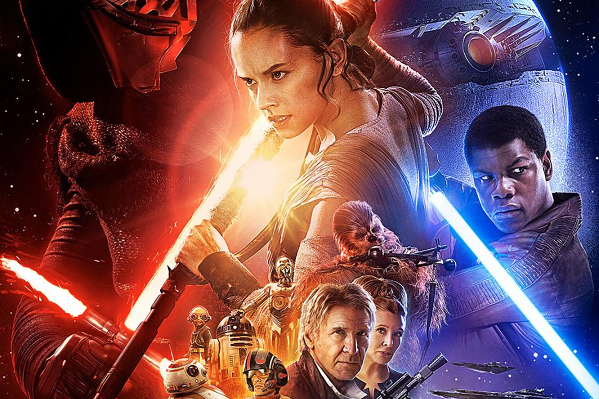 New Star Wars poster lands, with clues about The Force Awakens