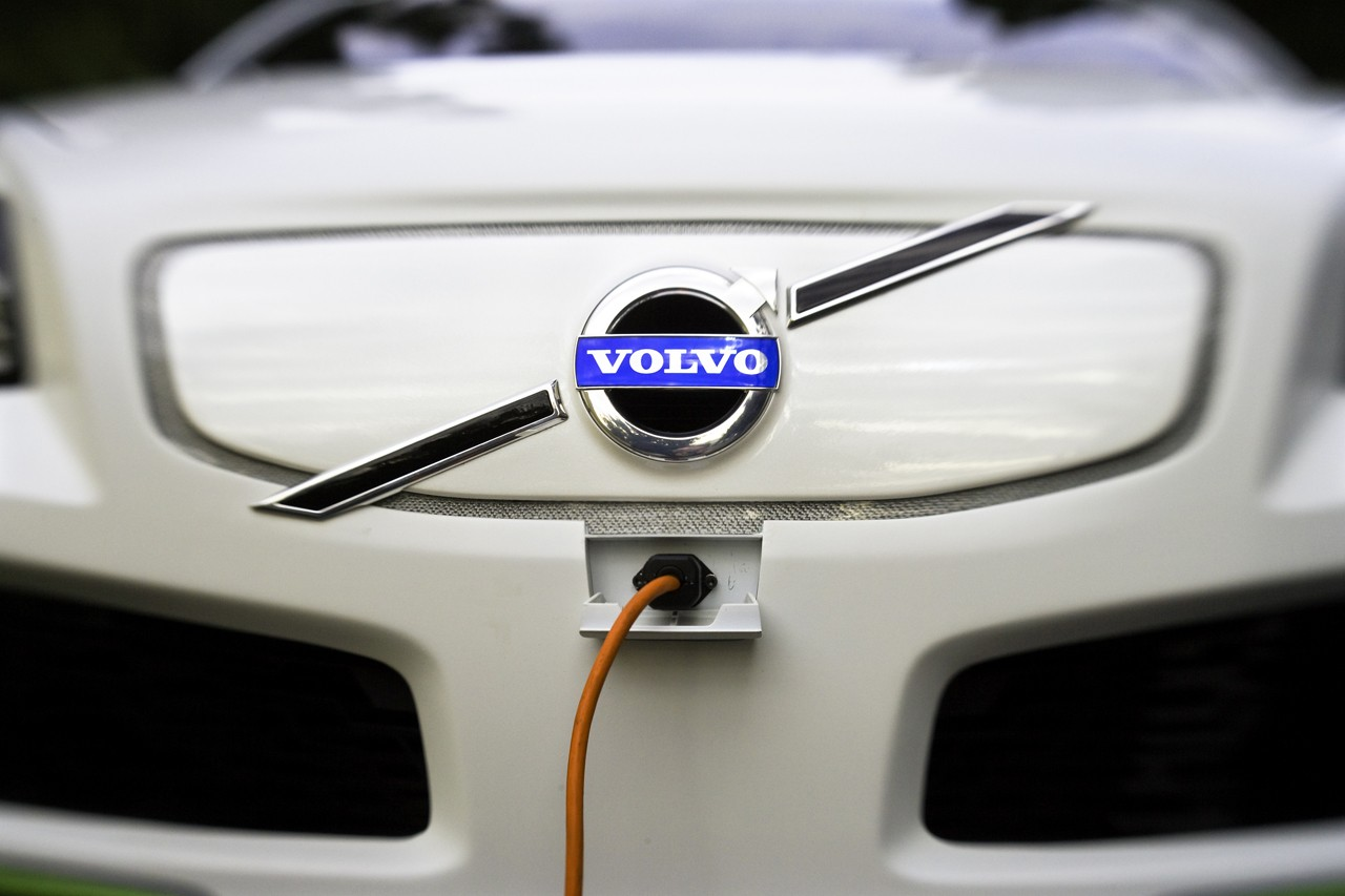 Volvo will hybridize its entire lineup and introduce a range of ...