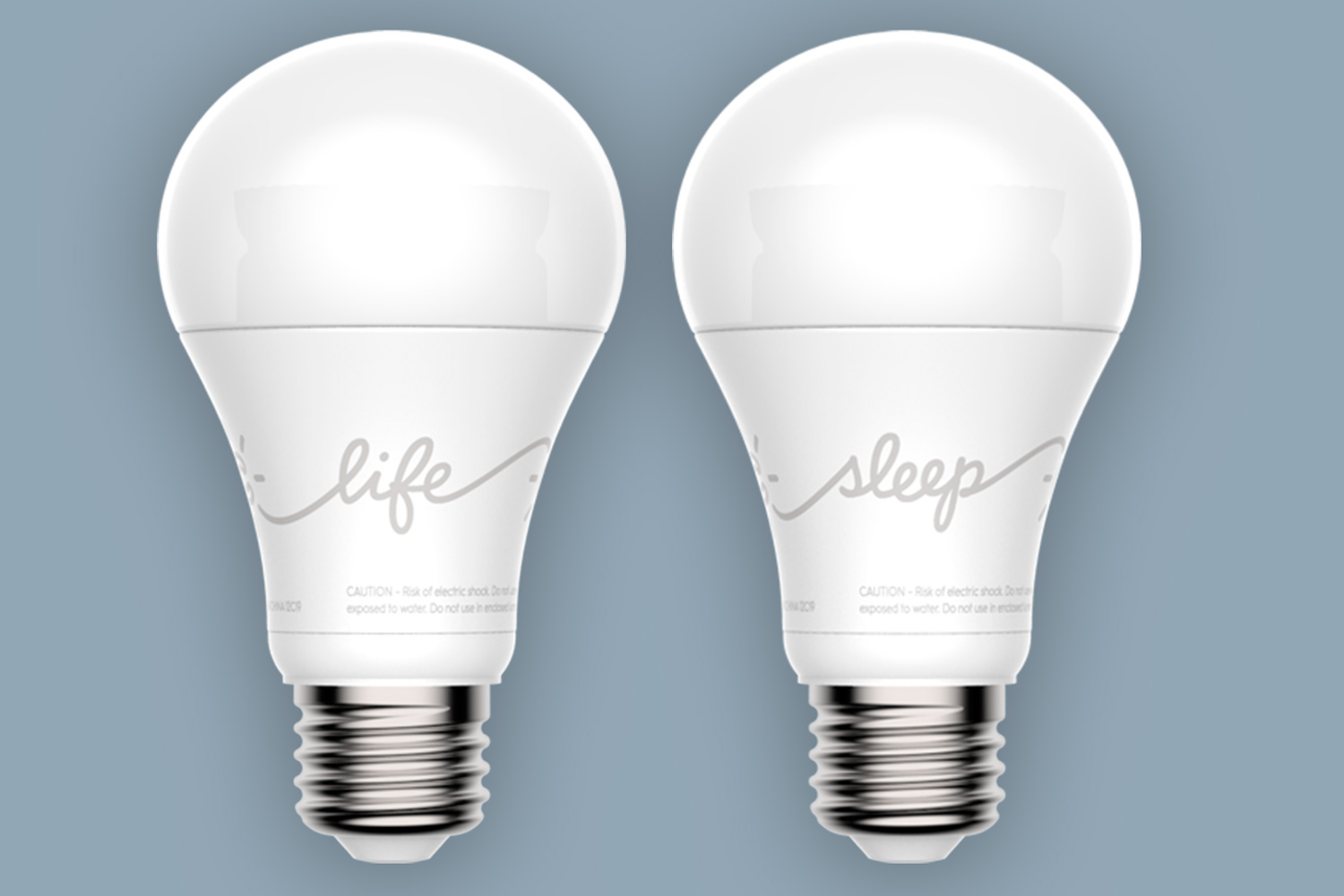 Need better sleep GE s new smart LED light bulbs adjust